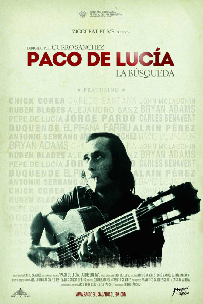 Paco de Lucía: la Búsqueda