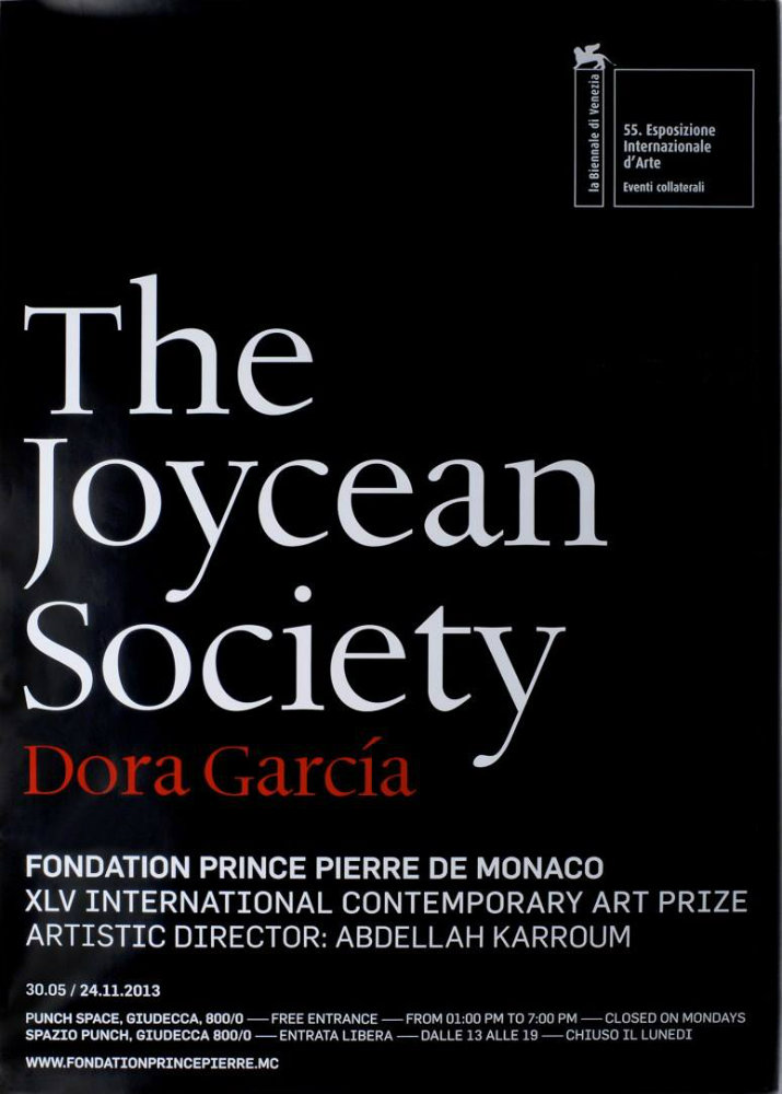 The Joycean Society