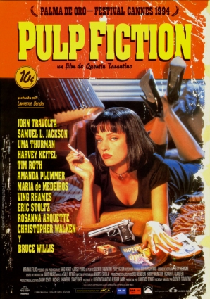 Pulp Fiction - 20è aniversari
