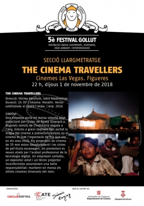 The cinema travellers