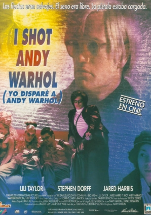 Yo disparé a Andy Warhol