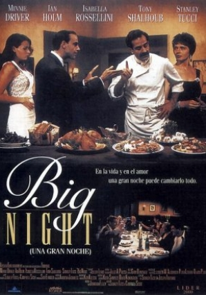 Big night: Una gran noche