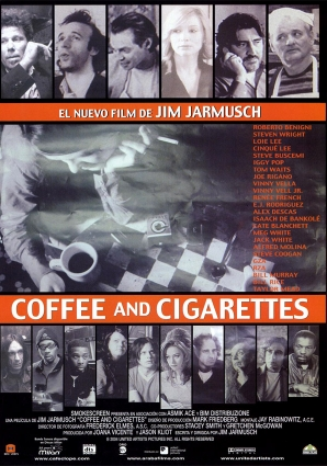 Coffee and cigarrettes