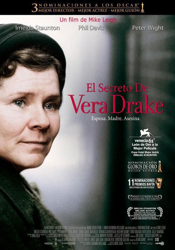 El secreto de Vera Drake